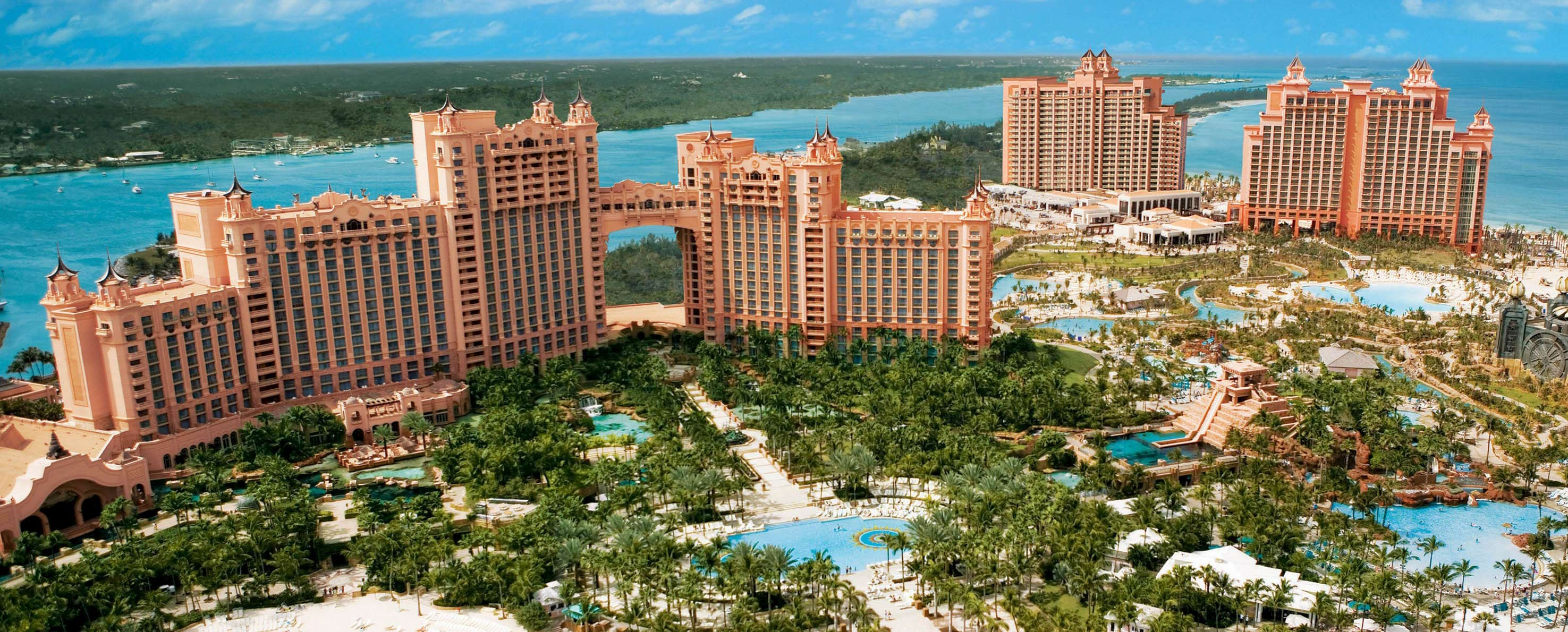 Atlantis Resort The Bahamas  Poma Architectural Metals