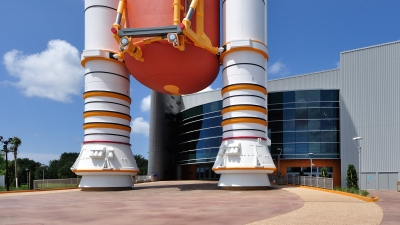 Kennedy Space Center Visitor's Complex.