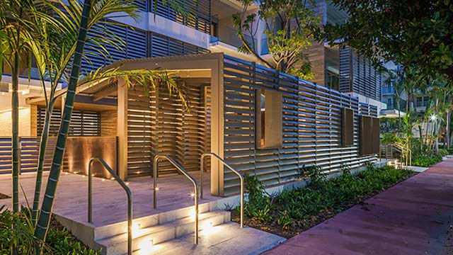 Louver House in Miami