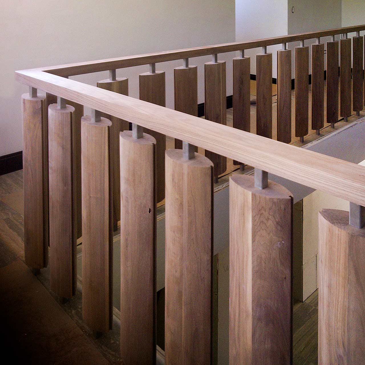 graceful indoor interior railing professional railings systems for stairs wood