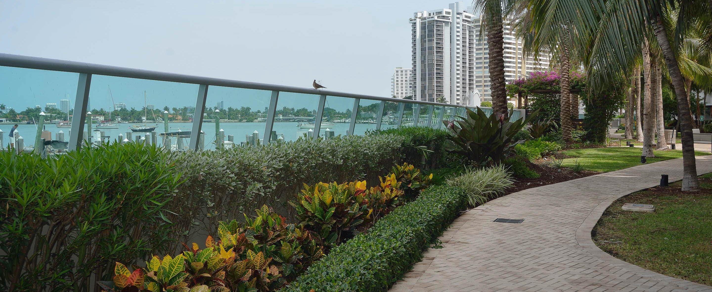 Miami Beach guardrail and architecture fabrication