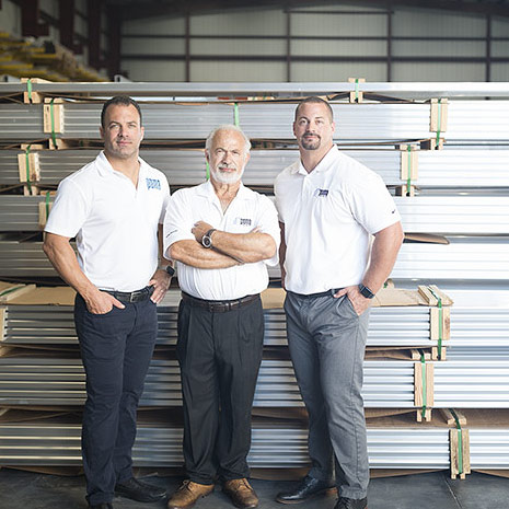 Poma leadership for architectural metals.