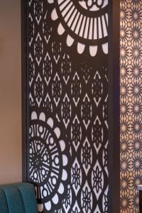 Gran Destino Coronado Springs custom perforated metal