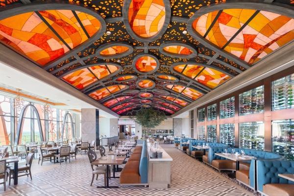 Toledo rooftop restaurant at Gran Destino Coronado Springs