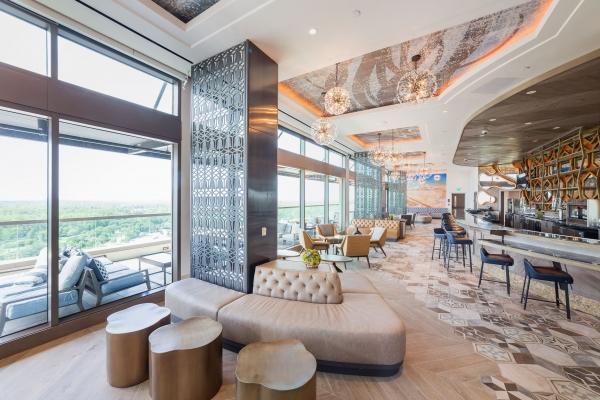 Dahlia Lounge at Gran Destino, Disney's Coronado Springs