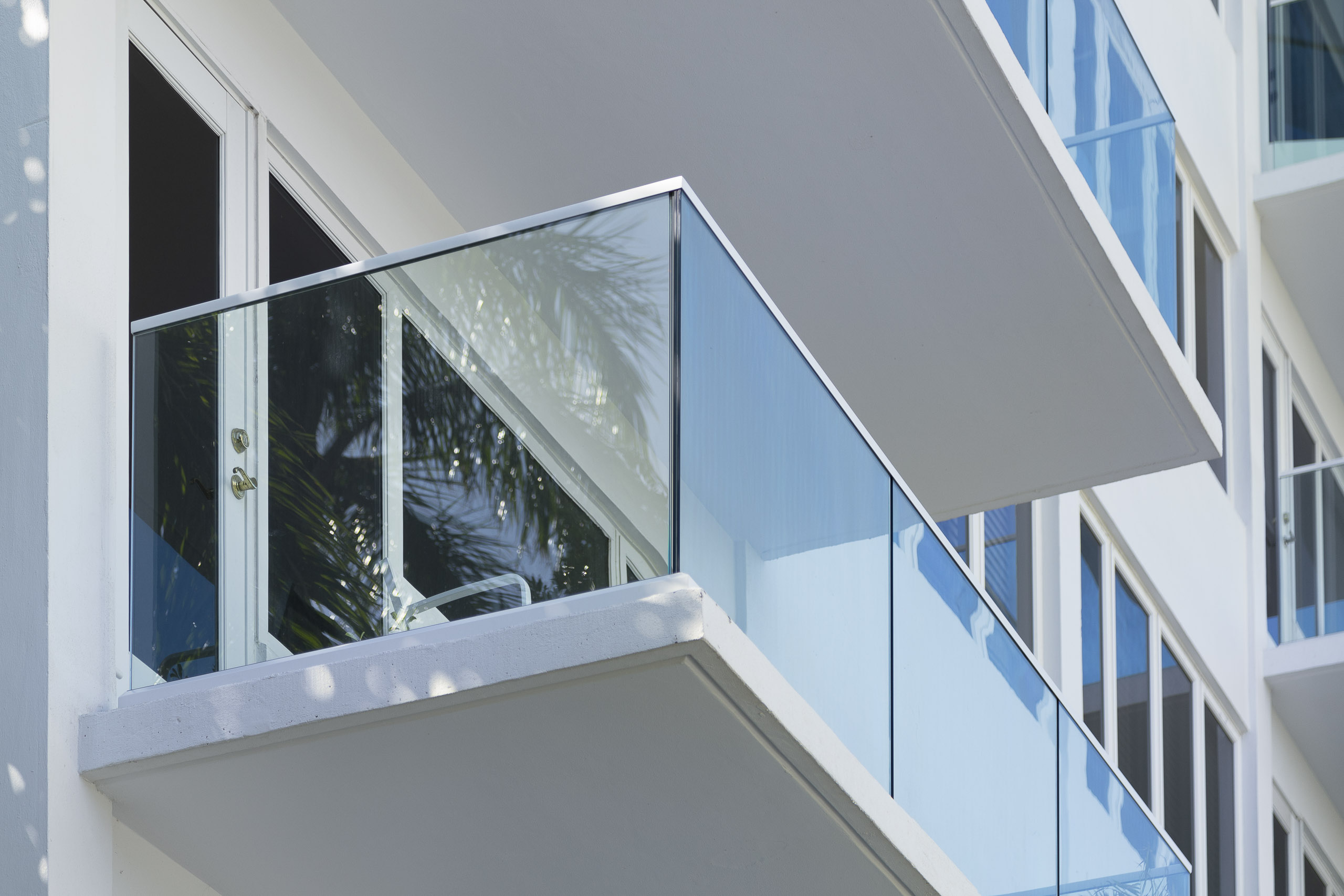 Infinity Glass on Boca Inlet Condo